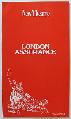 London Assurance Donald Sinden Sinead Cusack Elizabeth Spriggs Michael Williams
