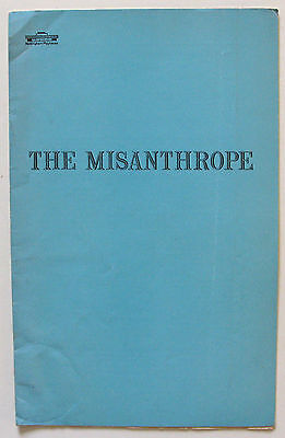 The Misanthrope Edward Petherbridge Michael Byrne John Turner Nicola Pagett