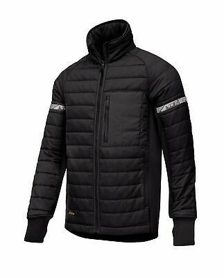 Snickers 8101 37.5® Insulated Jacket Snickers Jacket SnickersDirect Black