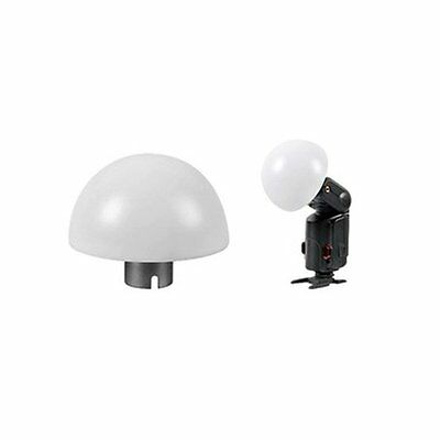 Godox Wide Angle Soft Focus Shade Dome Diffuser for WITSTRO AD-180 AD-360 Flash