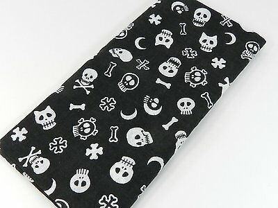 Japanese traditional towel TENUGUI Skeleton NEW COTTON MADE IN JAPAN