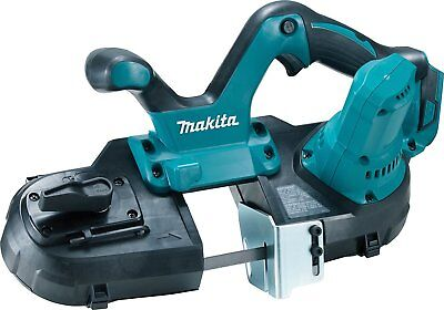 Makita XBP01Z 18V Lithium-Ion Cordless Compact Band Saw Tool Only, No Battery