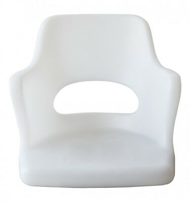Barka Commodore Boat Seat from Stable Plastic - Boat Seat Chair