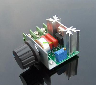 1pcs 2KW AC governor Dimming / thermostat fixed potentiometer
