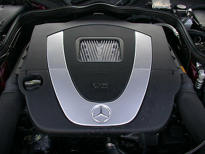 Chiptuning Mercedes E 350 272PS auf 295PS/380NM +VMAX offen E350 MB W211 Tuning