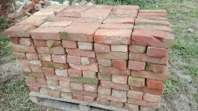 Reclaimed Old Vintage European BRICK handmade