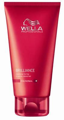Wella Professionals Brilliance Conditioner für feines, coloriertes Haar 200ml