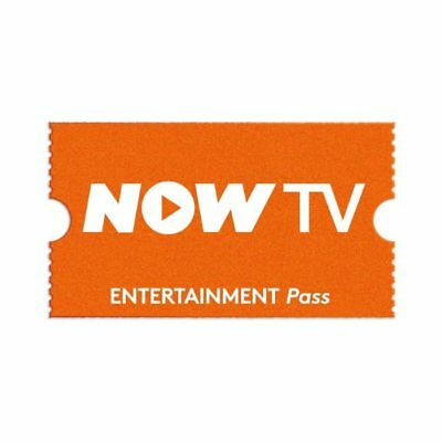 Now TV 2 Month Entertainment Pass For New AND Existing Accounts