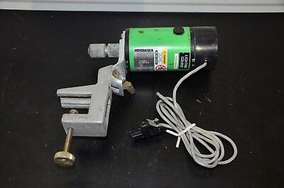 Lightnin G3U05R 127883PSP 90VDC 2000RPM Labmaster Mixer with Clamp TESTED