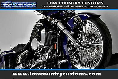 "2006 Harley-Davidson Touring  Custom Steampunk Themed Paint! Supercharged! 23"" Spoke Screamin Eagle 26 30"