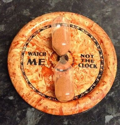 Collectable Egg Timer ' Watch Me Not The Clock'