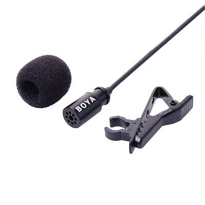 BOYA BY-LM20 Professional Mini USB External Microphone Clip for GoPro