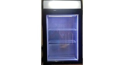 3.5 Cu Ft Countertop Display Freezer
