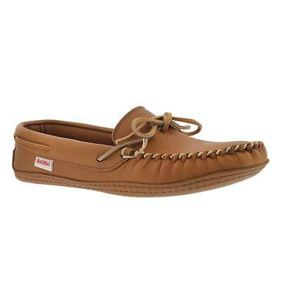 SoftMoc Men's 3000 Double Sole Deerskin Leather Lined Moccasin
