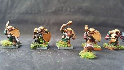 Kings Of War dwarfs, 28 mm miniatures characters for wargames, frostgrave,...