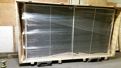 Condenser coil very large 11' x 6',  WTS Produktion AG