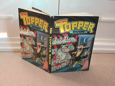 The Topper Book, 1974-Unclipped-Gc-Like Beano/dandy-