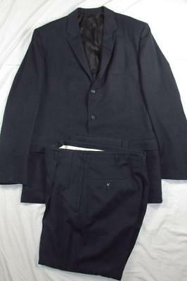 Vtg Jack Frost 1960 Dated 2 Pc Wool Hollywood Drop Loop Suit Jacket & Pant 50s