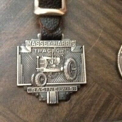 Vintage Pocket Watch Fob as shown MASSEY-HARRIS lot 30A