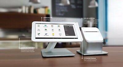 Clover System POS Point of Sale Station Touchscreen NEW