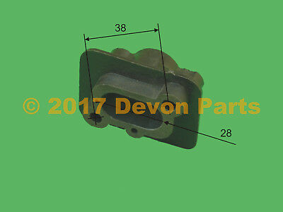 Dp Carburettor Carb Adaptor Spacer For Strimmer Trimmer Brush Cutter New