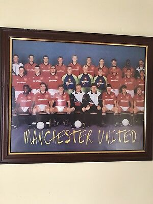 Manchester United Team Picture