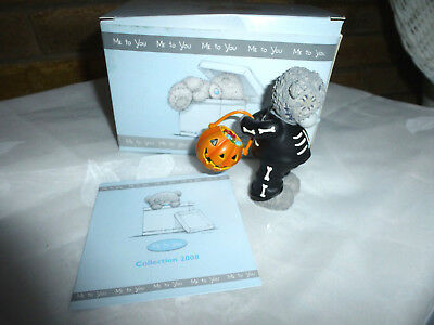 Bnwb Rare Official ~Me To You Bear~  - Halloween  - Trick Or Treat!