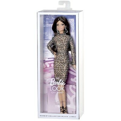 Barbie City Shine Lace Dress Doll