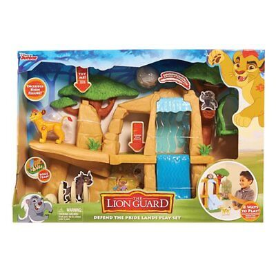 Lion Guard Defend the Pride Lands Playset - FREE Shipping USA Seller