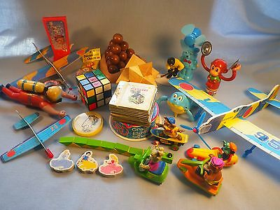 Toy Junk Drawer LOT Huge Collection Lots of Pics!