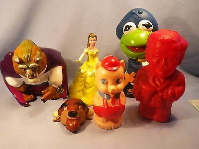 Toy Bank Collection HENSON, Disney, KFC and more LOOK