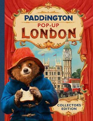 Paddington Pop-Up London: Movie tie-in: Collector'S Edition Hardcover Book Free