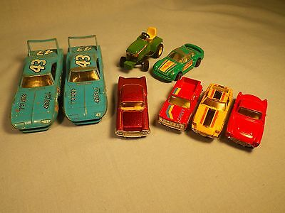 Racing Champions Yatming & Tootsie Toy Die Cast LOT Assorted Scales
