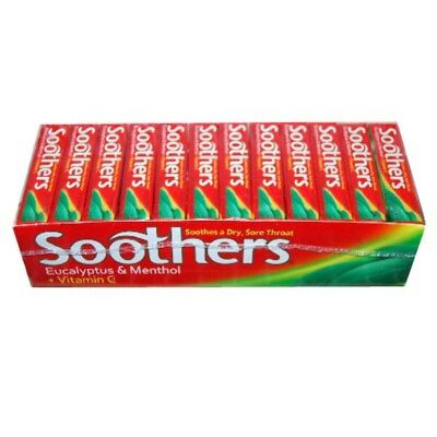 New Conf Allens Soothers Original Euca/menth Stick(Bx36)