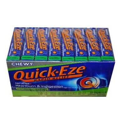 New Conf Quick Eze Chewy Walco 8 Tab(Bx32)