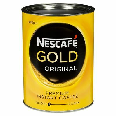 New Coffee Nescafe Gold Can 440G(Each)