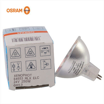 For 64653 HLX ELC 24V250W GX5.3 OSRAM cold light source cup