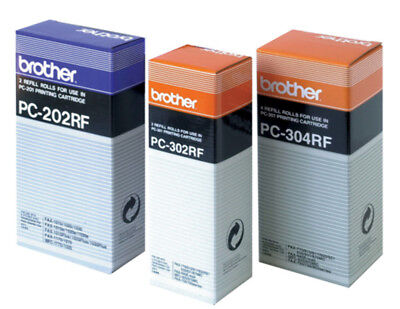 New Fax Cartridge Brother Pc402Rf Bx2(Box)