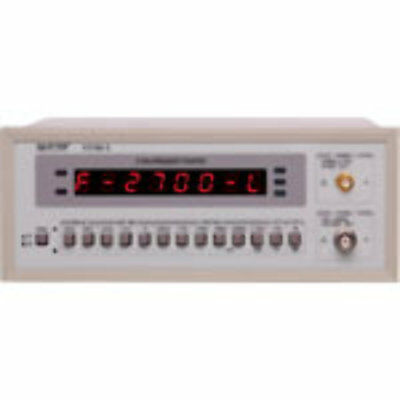 2.7GHz Frequency Counter