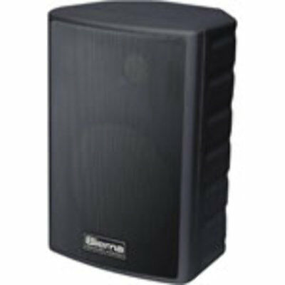 35W 2 Way Reflex Black Full Range Speaker
