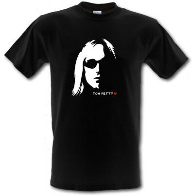 TOM PETTY and the Heartbreakers Heavy Cotton t-shirt ALL SIZES Small - XXL