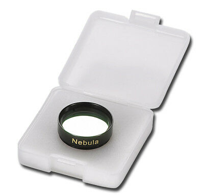 "New UHC 1.25″ astronomy telescope eyepiece nebula filter suits scopes 3"" and up"