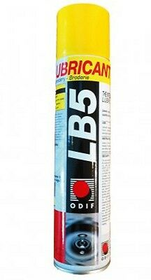 Madeira LB5 Spray Lubricant Size 300ml
