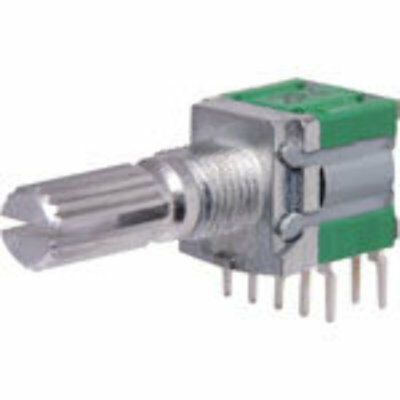 2 Pole 4 Position 90 Degree Rotary Switch