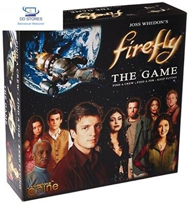 Firefly the Game (Anglais) Jouet – septembre 2013