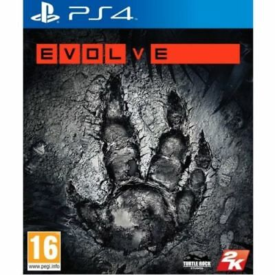 Evolve with Monster Expansion Pack PS4 Playstation 4 Game Brand New In Stock