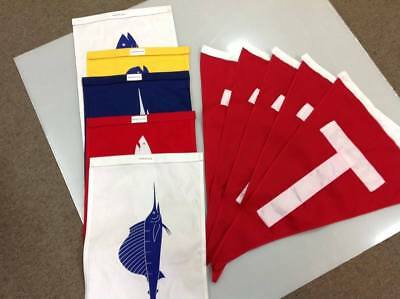 NEW Tag Flag and Capture Set 10 piece from Blue Bottle Marine