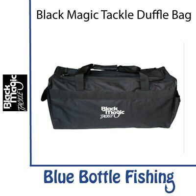 NEW Black Magic Tackle Duffle Bag from Blue Bottle Fishing
