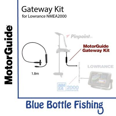 NEW MotorGuide Xi5 Gateway Kit for Lowrance & SIMRAD from Blue Bottle Marine