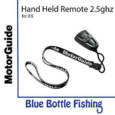 NEW MotorGuide Xi5 Hand Held Remote 2.5ghz from Blue Bottle Fishing